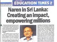 Naren in Srilanka